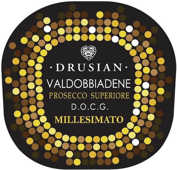 Valdobbiadene Prosecco Superiore Dry 2016 - Drusian - Sparkle 2018