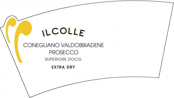 Conegliano Valdobbiadene Prosecco Superiore Extra Dry - Il Colle - Sparkle 2018