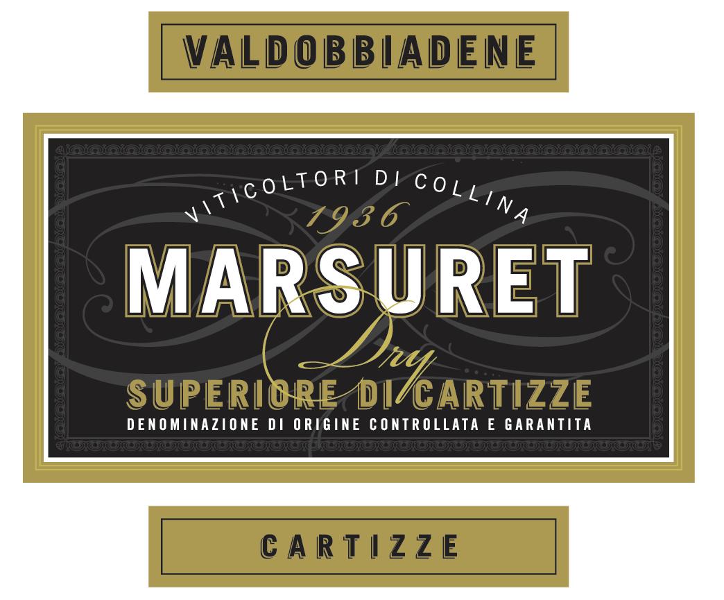 Valdobbiadene Superiore di Cartizze Dry - Marsuret - Sparkle 2018