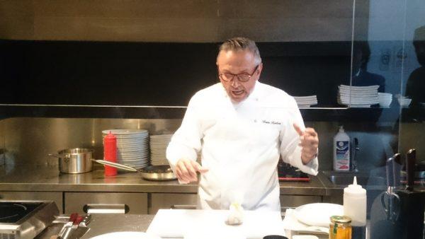 Daruma Sushi e Bruno Barbieri, insieme per una cucina giapponese alternativa