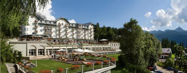 Il Cristallo Resort&Spa di Cortina d'Ampezzo incontra l'homefood de Le Cesarine