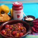 chili con carne e pomodori Ciro Flagella