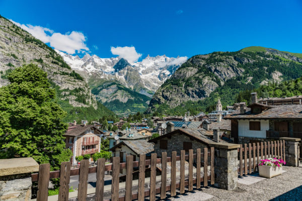 Grand Hotel Royal e Golf di Courmayeur
