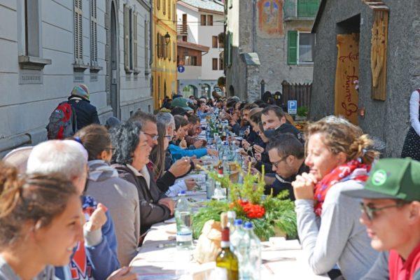Pizzoccherata più lunga d'Italia – Il 2 settembre a Bormio (SO)