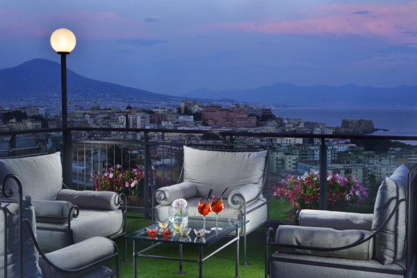 George, il nuovo ristorante gourmet del Grand Hotel Parker's di Napoli