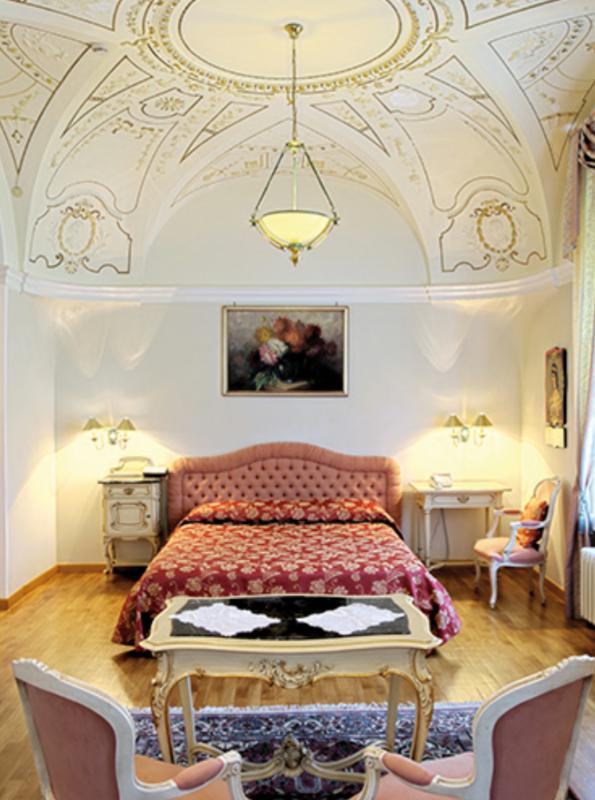 Vacanze d'autunno al Grand Hotel Imperial di Levico Terme (TN)
