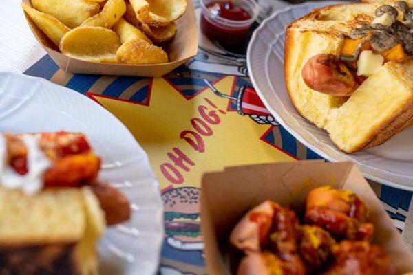 Oh Dog! A Roma è nata la casa dell'hot dog