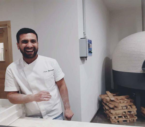 Luca Mastracci: il Pupillo della pizza del basso Lazio