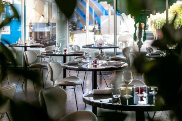 L'Es Hotel e il ristorante Sette. Grande ospitalità e alta cucina sul tetto di Roma
