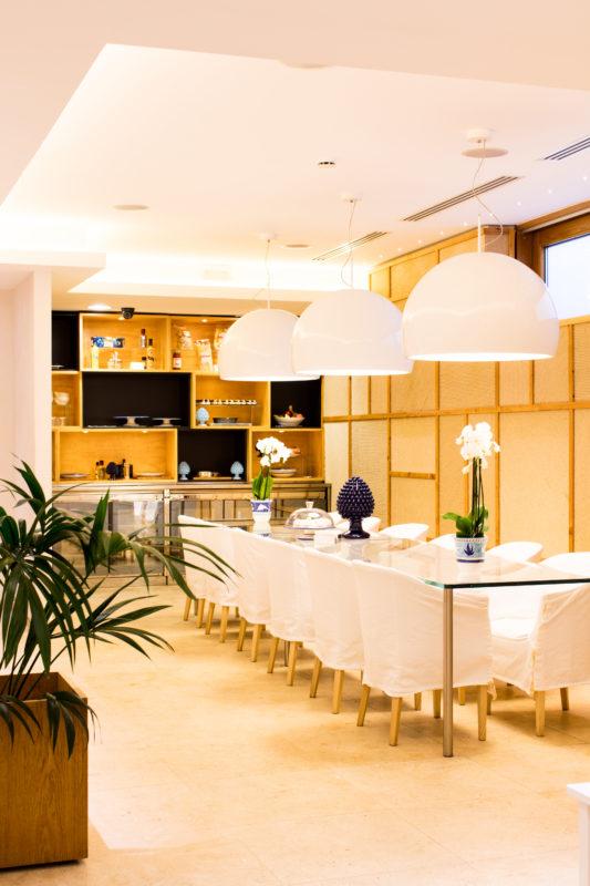 Laqua Charme & Boutique, la casa al mare di Cinzia e Antonino Cannavacciuolo