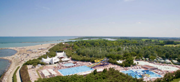 Isamar Holiday Village a Isolaverde di Chioggia (Ve). Una suite sul mare