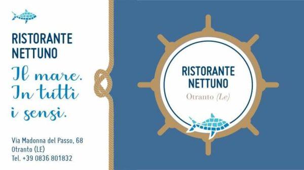 Ristorante Nettuno. Cucina di mare nel cuore di Otranto