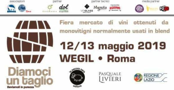 Diamoci un taglio il 12 e il 13 maggio a Roma