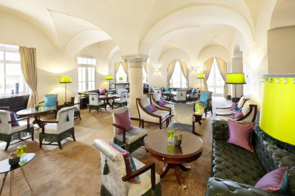 Lo SchlosshotelVelden Hotel in Austria. Il castello trasformato in hotel 5 stelle