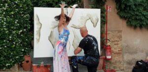 """""""Sorbo in Borgo – Festa dell'Estate""""  8 e 9 giugno – seconda edizione presentata da Luca Maroni e dal Comune di Formello"""