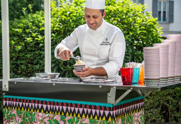 Al Four Seasons Hotel Milano arriva il gelato artigianale!