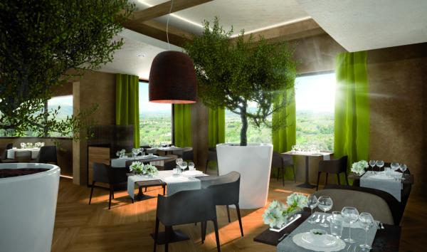 Dimore con Gusto – Novità a Borgobrufa in Umbria: è Andrea Impero il nuovo resident chef.