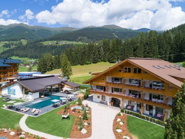 Dimore con Gusto – Soggiorno gourmet al Bad Moos – Dolomites Spa Resort in Alto Adige