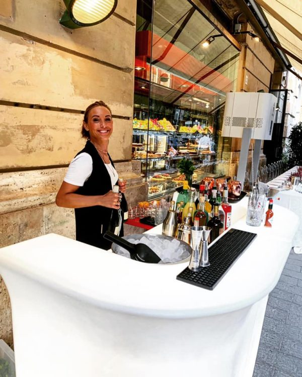 A Roma riapre il bar Antonini, più moderno e tradizionale che mai