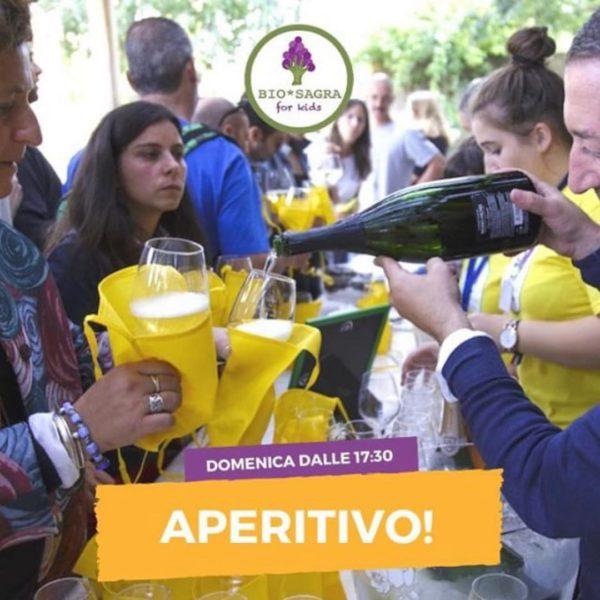 Appuntamenti – Bio*Sagra for Kids, domenica 29 settembre a Roma