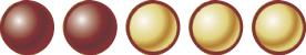 Sparkle 2020 - 2 sfere su 6