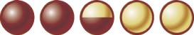 Sparkle 2020 - 2,5 sfere su 6