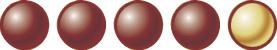 Sparkle 2020 - 4 sfere su 6