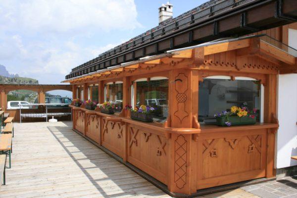 62 km di piste e 5 rifugi gourmet. È il comprensorio Arabba/Marmolada!