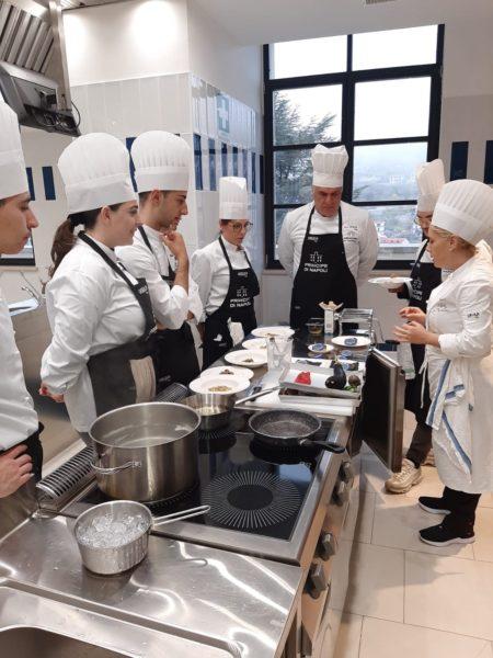 Campus Principe di Napoli – Il primo campus universitario di gastronomia, turismo e territorio