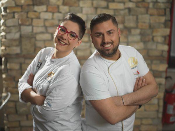 Diego Vitagliano e Sara Palmieri – La rivincita e il raddoppio della pizza senza glutine (quella buona)