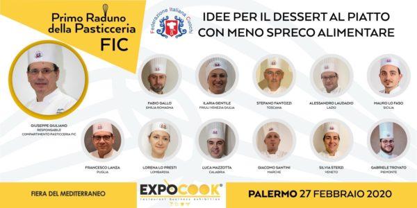 Expocook 25-28 febbraio a Palermo