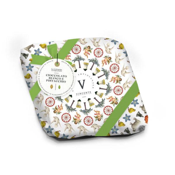 Pasqua 2020 – Le colombe Vincente Delicacies sono un dolce omaggio al pistacchio di Bronte