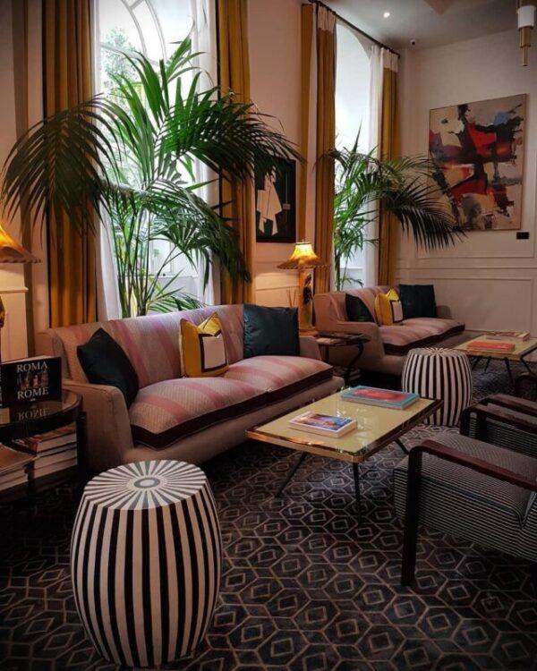 Dimore con Gusto – Porte aperte all'hotel Vilòn. Scrigno luxury della Capitale