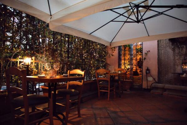 A Roma arriva la gnoccheria! E' nel ristorante Giulia nel cuore della Capitale.