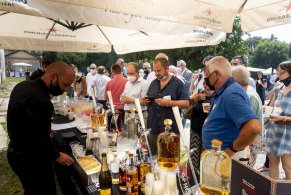 5 e 6 settembre, tornano I Weekend del Gusto a Villa Terzaghi