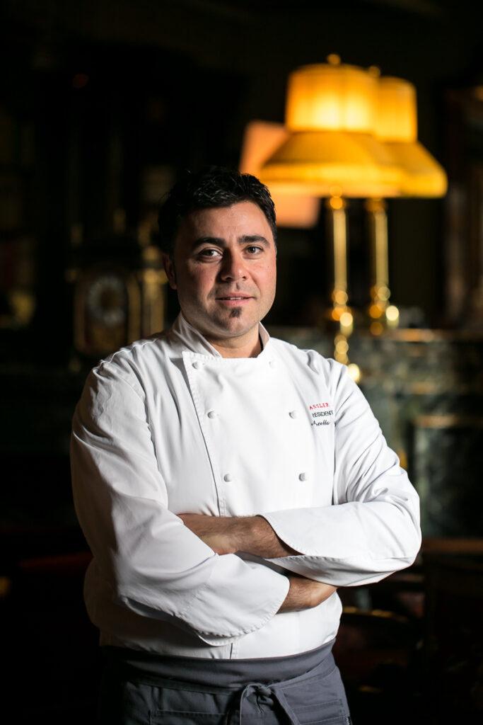 A Roma l'Hotel Hassler di Roma cambia i suoi orari e riattiva i dinner bond