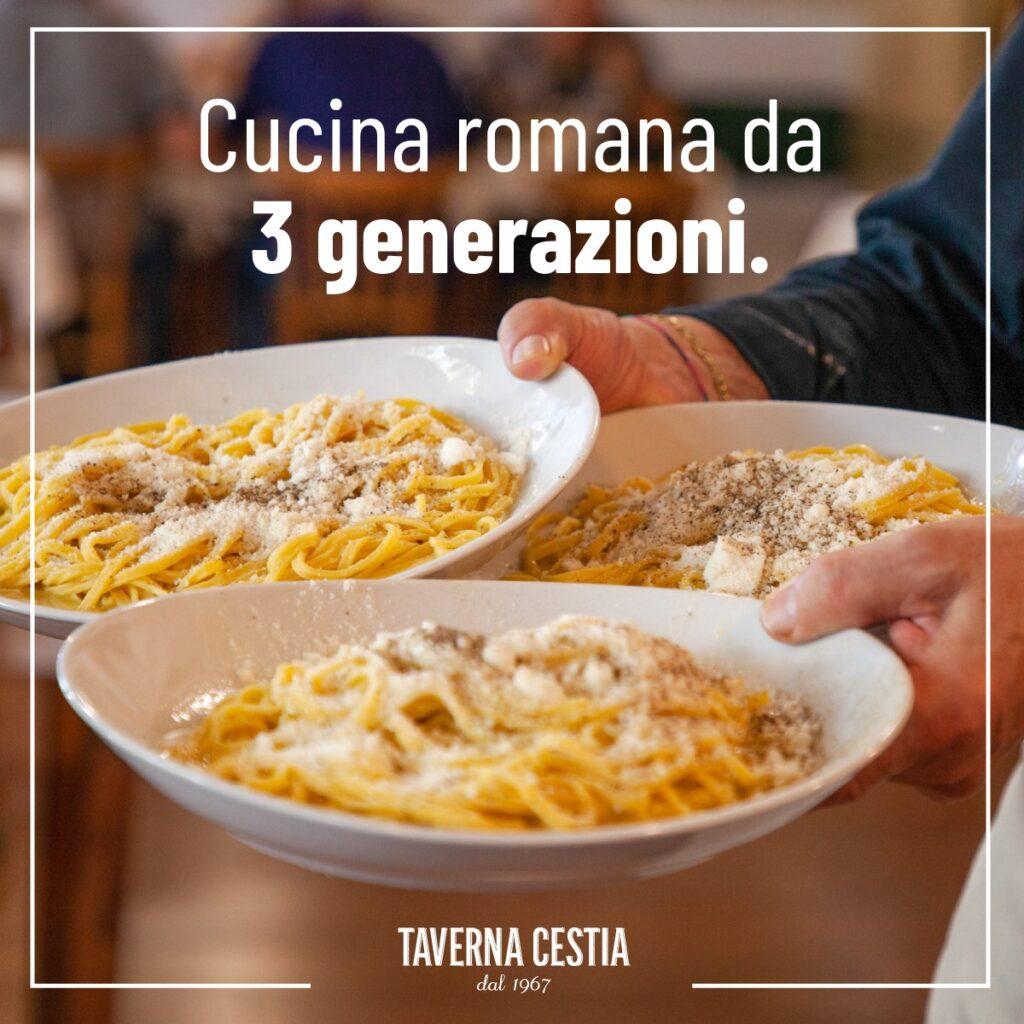 Ristoranti aperti a pranzo. Ecco dove mangiare a Roma!
