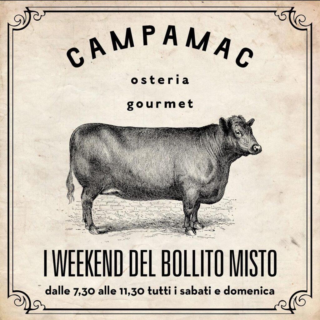 La maratona del bollito! Tutti i weekend dalle 7.30 alle 18.00 a Campamac Osteria Gourmet di Barbaresco