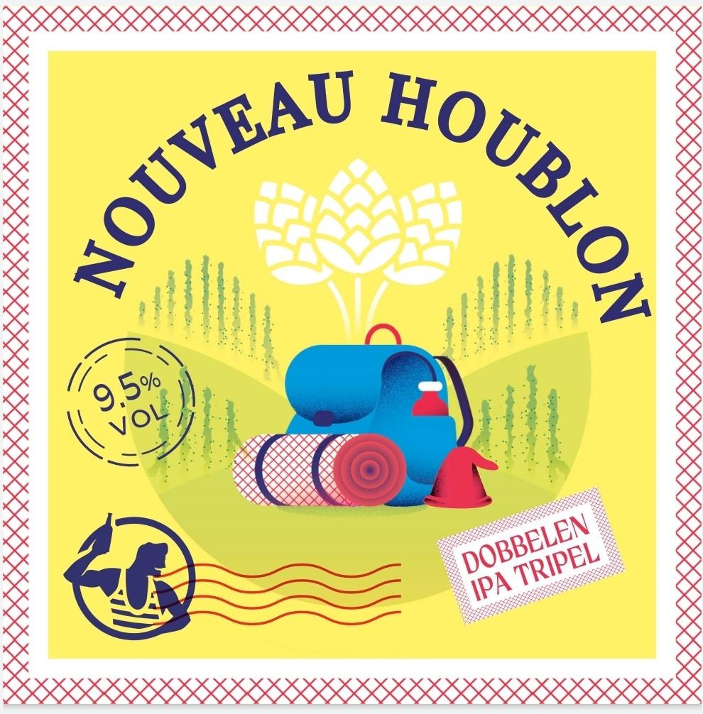 Le birre Itineranti e la Nouveau Houblon del Birrificio del Forte.