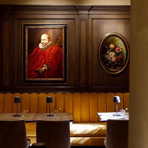 Il nuovo Caffè Doria di Palazzo Doria Pamphilj Roma