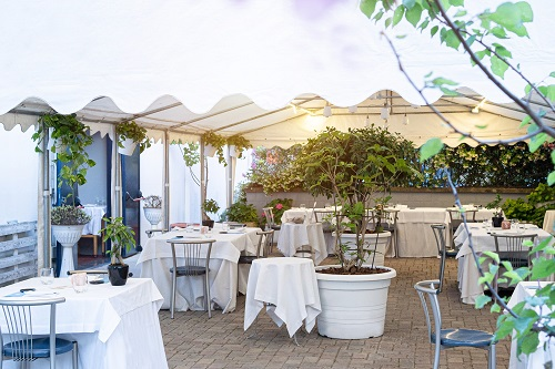 Si riparte! Mangiare all'aperto a Roma dal 26 aprile