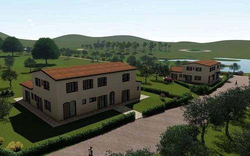 Apre ad Agosto in Toscana il quarto resort del gruppo Mira