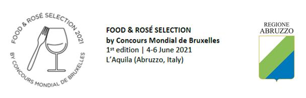 food & rosé selection concours mondial de bruxelles