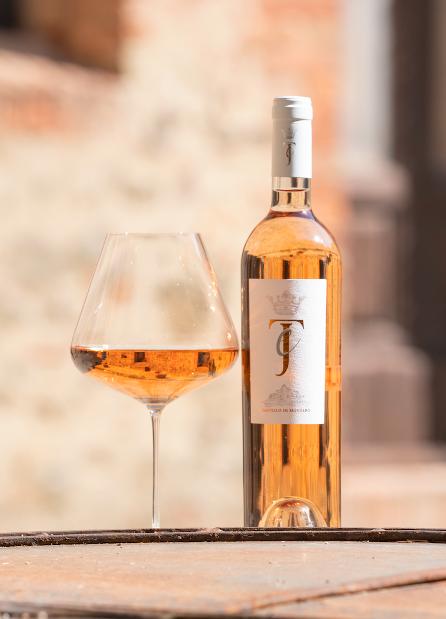 JeT il vino rosa di Jacopo e Tancredi Biondi Santi