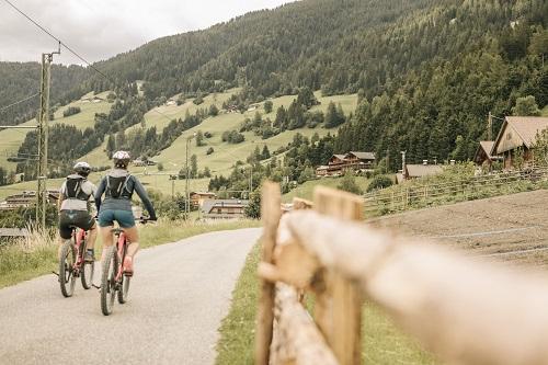 Naturhotel Leitlhof. Sport e natura in Val Pusteria
