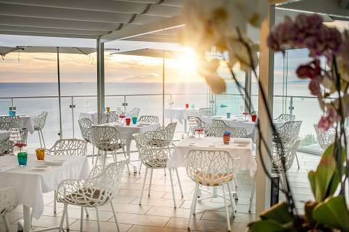 Arte e cucina gourmet all'Art Hotel Villa Fiorella